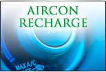 Aircon recharge